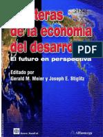 Fronteras de La Economia Del Desarrollo (Editor, Con Gerald Meier)