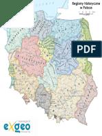 Regiony Historyczne w Polsce