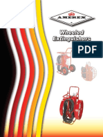 Amerex Wheeled Extinguishers