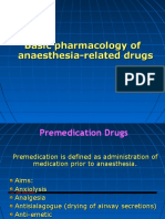 Anaes Related Drugs
