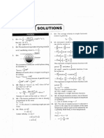 AIIMS Paper 2011 Solution