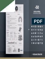 CV template - Model 2