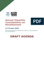 ATCR 2016 Draft Agenda