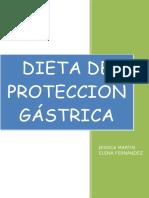 Dieta de Proteccion Gastrica grado medio apsd