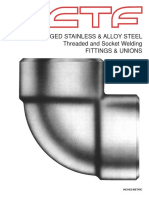 Forged Stainless Alloy