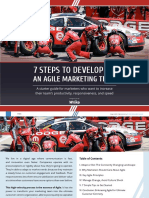 7 Steps to Developing an Agile Marketing Team Wrike eBook