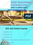 ACC 422 EXPERT TEACHING EFFECTIVELY / acc422expert.com