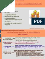 UD 9 Prevencion Riscos - Lixislación Organización