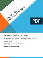 historiadelaeducacionenchina-130818124740-phpapp02