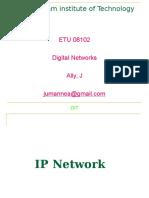 Digital Network- Lecturer2