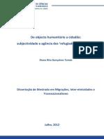 De Objecto Humanitário a Cidadão_dissertação