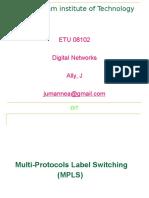 Digital Network- Lecturer3