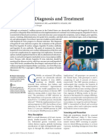 Hepatitis B Diagnosis and Treatment AAFP