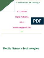 Digital Network- Lecturer5