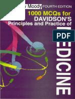 1000 Mcqs for Davidson