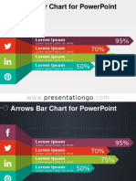 Arrows Bar Chart PGo 4 3