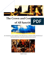 The Crown and Completion of All Sanctity