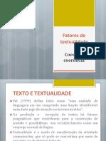 Coesao Textual