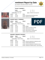 Peoria County Jail booking sheet 5/30/2016