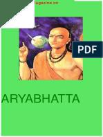 About aryabhatta