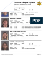 Peoria County Jail booking sheet 5/29/2016