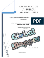 Manual Global Mapper