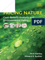 Nick Hanley, Edward B. Barbier-Pricing Nature_ Cost-Benefit Analysis and Environmental Policy (2009)
