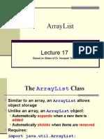 Lect16-ArrayList