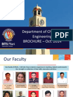 chemical engineeringBrochure