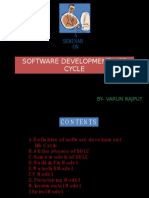 Software Develpoment Life Cycle