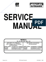[SCHEMATICS_4NL]  Outboard Manual 70-75-80-90-100-115 | Internal Combustion Engine | Ignition  System | 115 Hp Mercury Outboard Ignition Wiring Diagram |  | Scribd