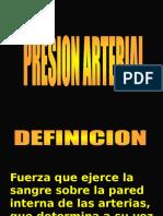 4ª Clase Presion Arterial