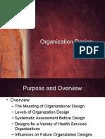 Organisation Design[1]