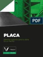 Info Comercial de Placas