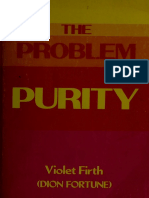The Problem of Purity - Dion Fortune