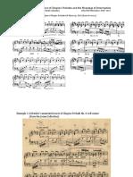 Chopin Schenker