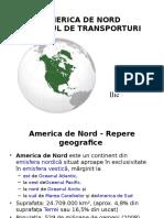 America de Nord Transporturi