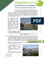 Clasificación de Los Puentes