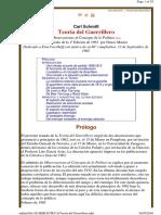 Teoría Del Guerrillero.