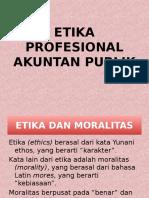 Etika Profesional