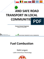 Fuel Combustion Longwic