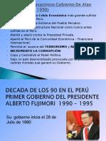 Peru Decada de Los 90