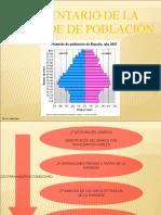Piramides de Población
