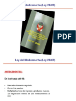 Ley 29459 m