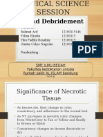 Wound Debridement