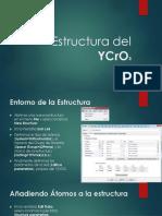 Estructura Del YCrO3 y C17H21NO4