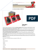 Manuel Salado Guitarra Flamenca Coleccion Completa 10 Dvdcd