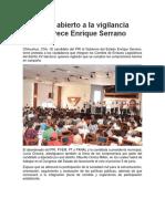 2016-05-27 Gobierno Abierto a La Vigilancia Social
