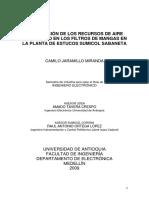 Optimización de D:\Users\OSWAL\Documents\ELECTRICA\documentos-elec\iluminacion\IluminacionD:\Users\OSWAL\Documents\ELECTRICA\documentos-elec\iluminacion\IluminacD:\Users\OSWAL\Documents\ELECTRICA\documentos-elec\iluminacion\IluminacionD:\Users\OSWAL\Documents\ELECTRICA\documentos-elec\iluminacion\IluminacionionLos Recursos de Aire Comprimido en Los Filtros de Mangas en La Planta de Estucos
