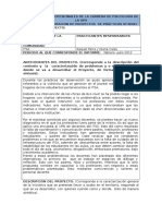 3. f.presentación Proyectos en Prácticas 6º NIVEL Proyecto Raquel - Diana